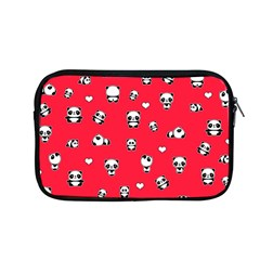 Panda Pattern Apple Macbook Pro 13  Zipper Case