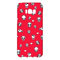 Panda Pattern Samsung Galaxy S8 Plus Hardshell Case