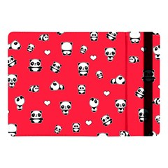 Panda Pattern Apple Ipad Pro 10 5   Flip Case