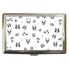 Panda Pattern Cigarette Money Cases