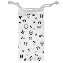 Panda Pattern Jewelry Bag