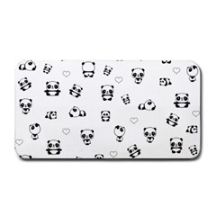 Panda Pattern Medium Bar Mats