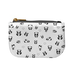 Panda Pattern Mini Coin Purses