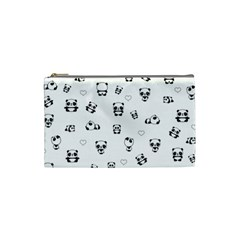Panda Pattern Cosmetic Bag (small)