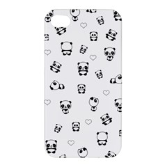 Panda Pattern Apple Iphone 4/4s Hardshell Case