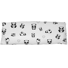 Panda Pattern Body Pillow Case Dakimakura (two Sides)