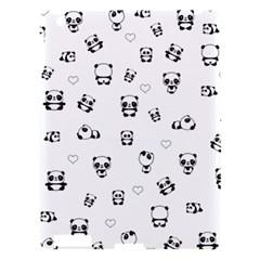 Panda Pattern Apple Ipad 3/4 Hardshell Case