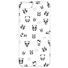 Panda Pattern Apple Iphone 5 Classic Hardshell Case