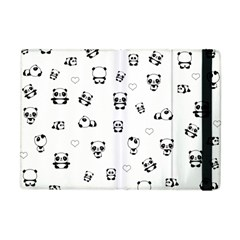 Panda Pattern Apple Ipad Mini Flip Case