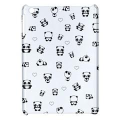 Panda Pattern Apple Ipad Mini Hardshell Case