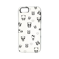 Panda Pattern Apple Iphone 5 Classic Hardshell Case (pc+silicone)
