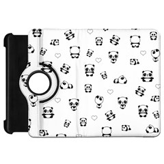 Panda Pattern Kindle Fire Hd 7