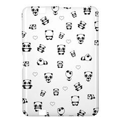 Panda Pattern Kindle Fire Hd 8 9