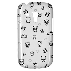 Panda Pattern Galaxy S3 Mini