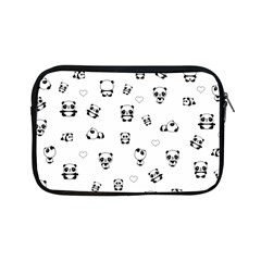 Panda Pattern Apple Ipad Mini Zipper Cases