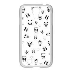 Panda Pattern Samsung Galaxy S4 I9500/ I9505 Case (white)