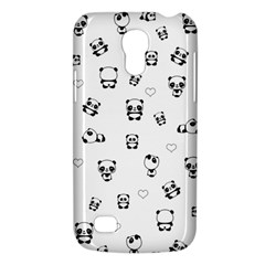Panda Pattern Galaxy S4 Mini