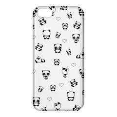 Panda Pattern Apple Iphone 5c Hardshell Case