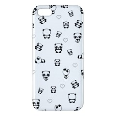 Panda Pattern Iphone 5s/ Se Premium Hardshell Case