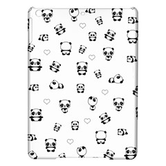 Panda Pattern Ipad Air Hardshell Cases