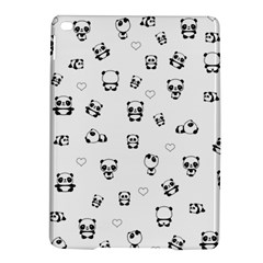 Panda Pattern Ipad Air 2 Hardshell Cases