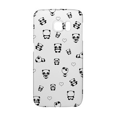 Panda Pattern Galaxy S6 Edge