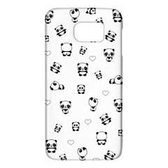 Panda Pattern Galaxy S6