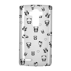 Panda Pattern Lg G4 Hardshell Case