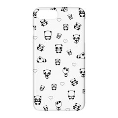 Panda Pattern Apple Iphone 7 Plus Hardshell Case