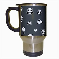 Panda Pattern Travel Mugs (white)