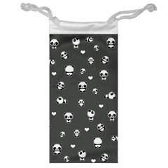 Panda Pattern Jewelry Bag