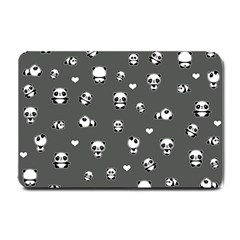 Panda Pattern Small Doormat