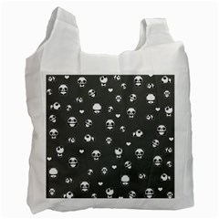Panda Pattern Recycle Bag (one Side)