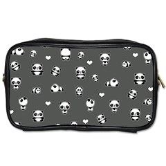 Panda Pattern Toiletries Bags 2 Side
