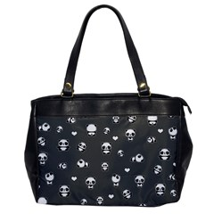 Panda Pattern Office Handbags