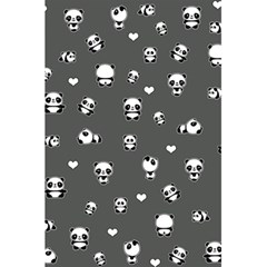 Panda Pattern 5 5  X 8 5  Notebooks