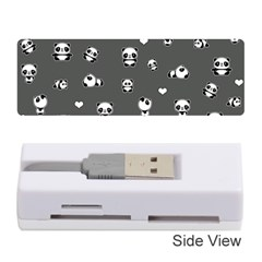 Panda Pattern Memory Card Reader (stick)