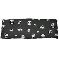 Panda Pattern Body Pillow Case Dakimakura (two Sides)