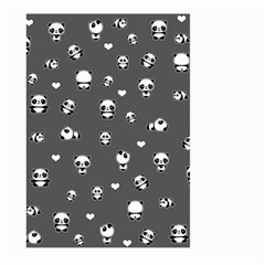 Panda Pattern Large Garden Flag (two Sides)
