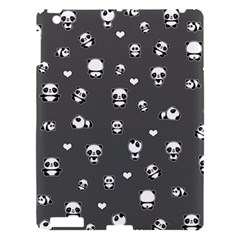 Panda Pattern Apple Ipad 3/4 Hardshell Case
