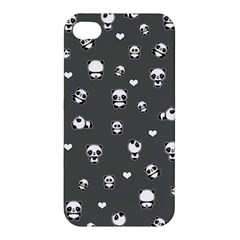 Panda Pattern Apple Iphone 4/4s Premium Hardshell Case