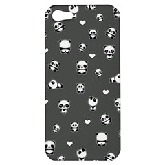 Panda Pattern Apple Iphone 5 Hardshell Case