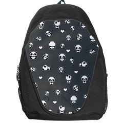 Panda Pattern Backpack Bag