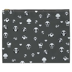Panda Pattern Cosmetic Bag (xxxl)