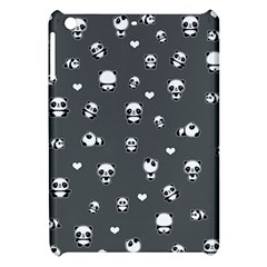 Panda Pattern Apple Ipad Mini Hardshell Case