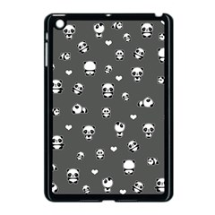 Panda Pattern Apple Ipad Mini Case (black)