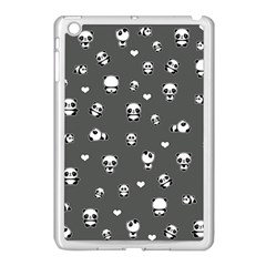 Panda Pattern Apple Ipad Mini Case (white)