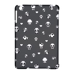 Panda Pattern Apple Ipad Mini Hardshell Case (compatible With Smart Cover)