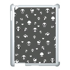 Panda Pattern Apple Ipad 3/4 Case (white)
