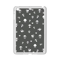 Panda Pattern Ipad Mini 2 Enamel Coated Cases